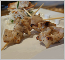 BBQ Crocodile Fillet Skewers